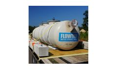 CSI - Grease Interceptors - Storage/Disposal Tanks For Wastewater