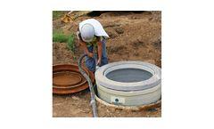 CSI - Fiberglass Rehabilitation Manholes