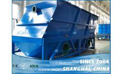 Shanghai Jorsun - Model LST series - Lamella clarifier high quality