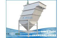 Shanghai Jorsun - Model LST3 series - lamella clarifier