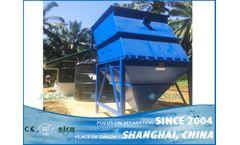 Shanghai Jorsun - Model made in China series - quality lamella clarifier