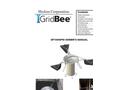 Medora GridBee - Model GF10000PW - Floating Electric-Powered Potable Storage Tank Mixer