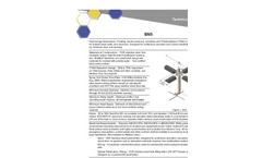 Medora - Model SN5 - 5HP THM Removal Spray System - Technical Data