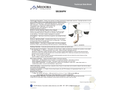 SolarBee - Model SB2500PW - Floating Solar-Powered Potable Storage Tank Mixer