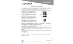 AerationPlus - Model 2800 - Lake & Pond Aerator Circulator - Technical Datasheet