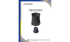 AerationPlus - Model 2800 - Lake & Pond Aerator Circulator - Manual