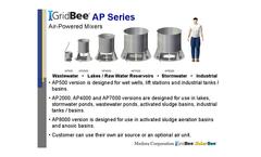 GridBee AP Series Air Powered Mixers - Presentation