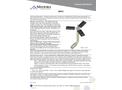 Model SN10 - In-Tank Spray Aeration System (THM/VOC Removal) - Datasheet