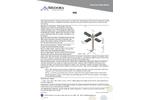 Model SN5 - In-Tank Spray Aeration System (THM/VOC Removal) - Datasheet