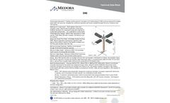 Model SN3 - In-Tank Spray Aeration System (THM/VOC Removal) - Datasheet