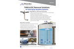 THM & VOC Removal Solutions - SN Series In-Tank and In-Line Spray Aeration Systems - Brochure