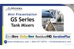 GS Series Tank Mixers - Presentation