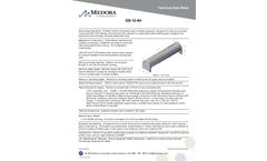 Medora - Model GS-12 - Air Submersible Water Storage Tank Mixers - Datasheet
