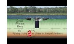 How Does A Floating Mixer Mix A Wastewater Lagoon? - White Board Series Everything Wastewater Video