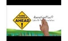 What is an AerationPlus Lake & Pond Circulator? Video