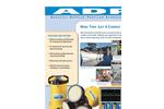 Acoustic Doppler Profiler- Brochure