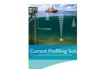 SonTek - Model SL1500/3000 - Water Measure Velocity and Level Open Channels Meter Brochure