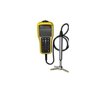 FlowTracker Handheld-ADV - Handheld Acoustic Doppler Velocimeter