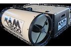 Model RAM2000 G2 - Open Path FTIR Air Monitoring System