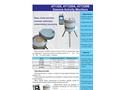 Atomtex - Model AT1320, AT1320A, AT1320B - Gamma Activity Monitors Brochure