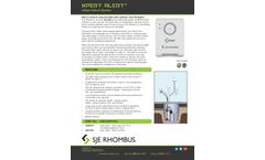 Xpert Alert - Indoor Alarm System Brochure