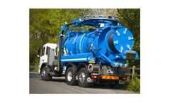 Kaiser Whale - Sewer Cleaning Unit