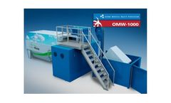 Clean Waste Systems - Model OMW-1000 - Ozone Medical Waste Treatment System