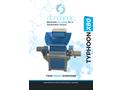 Typhoon - Model X80 - Twin Shaft Shredders Machine - Datasheet