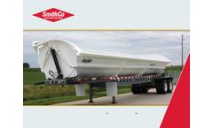 SmithCo - Model MHVSR Tub - Medium High Volume Semi Round - Brochure