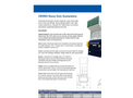 Crown - Heavy Duty Granulator Brochure