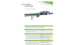 Besnard - Single or Double Movement Container Drainers Brochure