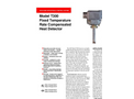 Model T300 - Fixed Temperature Rate Compensated Heat Detector Brochure