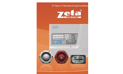 Model ZT-CP3 and ZT-CP3/WP - Reset Call Point & Waterproof Reset Call Point Brochure