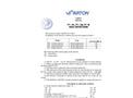 Model FT series - Conventional Heat Detector Brochure
