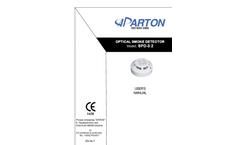 Model SPD-3.2 - Conventional Smoke Detector Brochure