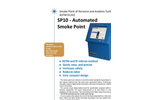 AD Systems - Model SP10 - Smoke Point Tester Brochure