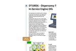 AD Systems - Model DT100DL - In-Service Engine Oils with Blotter Spot Method Brochure