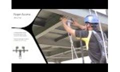 Delta Plus Fall Protection Equipment Video