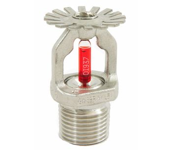 GW-S - Model 15mm, K-115 - Automatic Sprinkler SSP (Pendent) Standard Response