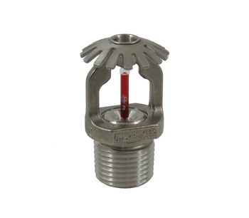 GW–S - Model 15mm, K-80 - Automatic Sprinkler CUP (Upright/Pendent) Quick Response