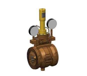 GW - Model C300 - Fluid Control Valve Pressure Reducing