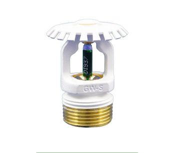 GW-S - Model 20mm, K-115 - Automatic Sprinkler SSU (Upright) Standard Response