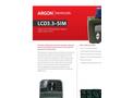 Model LCD3.3-SIM - Chemical Hazard Detection Simulator Brochure