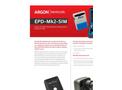 Model EPD-MK2-SIM - Radiological Simulators Brochure