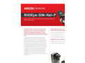 Model RIIDEye-SIM-NaI-P - Spectrometer Simulator Probe Brochure