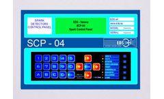 EDS - Model SCP – 04 - Control Unit for 4 Spark Detectors
