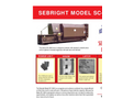 Sebright - SC-3260 - Self Contained Compactor - Brochure