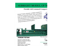 Sebright - Model CP 7460-HD - Portable Self-Contained Compactor - Brochure