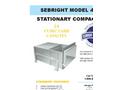 Sebright - Model 4260 - Stationary Compactor - Brochure