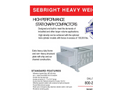Sebright - Heavy Weights - High Performance Stationary Compactors - Brochure